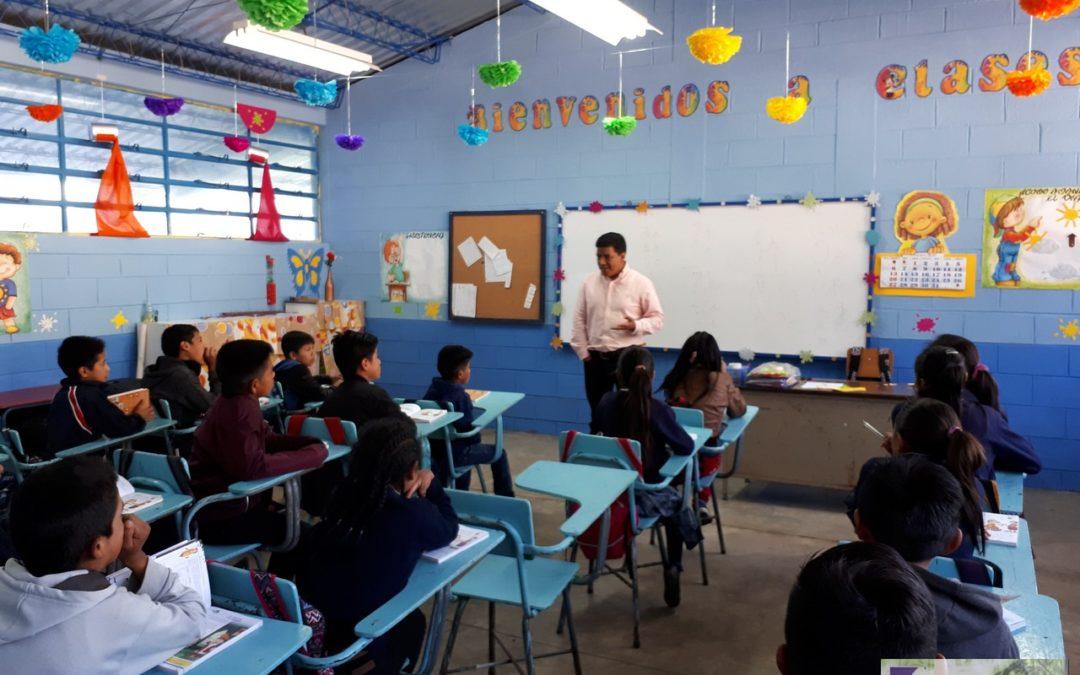 Apoyo de Bancaja a la Escuela Las Barrancas